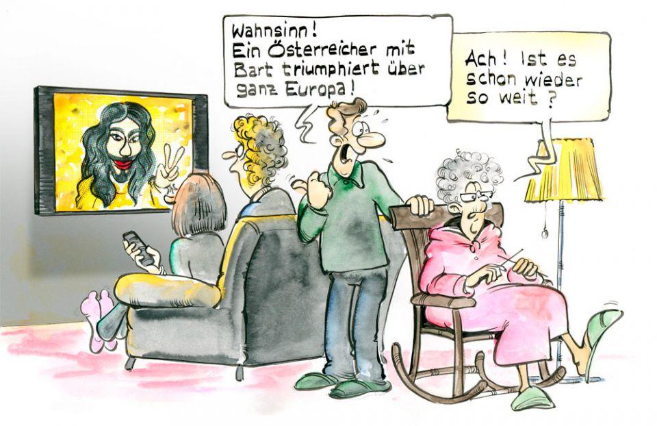 Karikatur der Woche 21/14