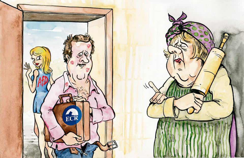Karikatur der Woche 26/14