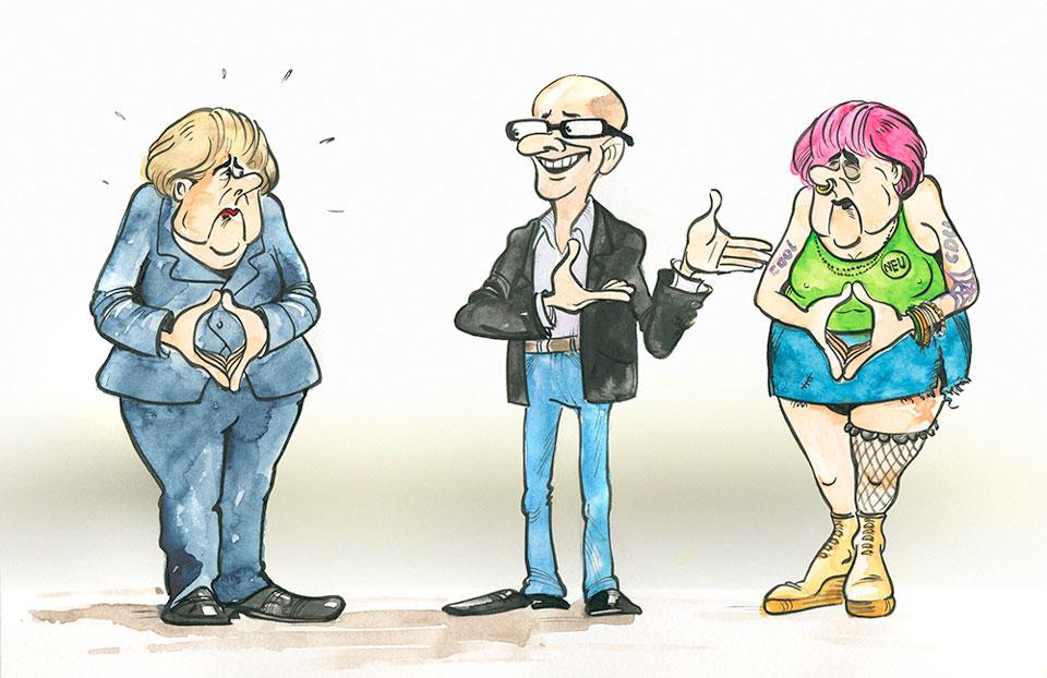 Karikatur der Woche 28/14