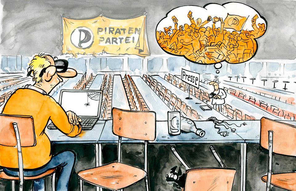 Karikatur der Woche 40/14