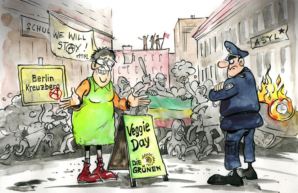 Karikatur der Woche 49/14