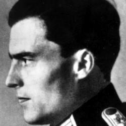 Graf Stauffenberg: Beeinflußt von George