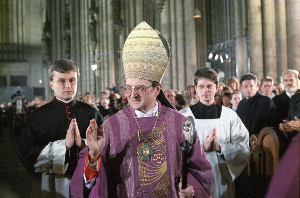 Kardinal Meisner (1989)