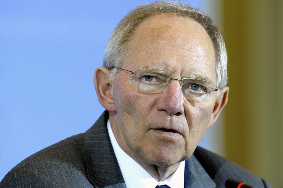 Schäuble Alter