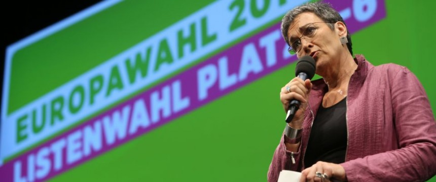 Ulrike Lunacek: Eingriff in die Gesetzgebung der Nationalstaaten Foto:  picture alliance/APA/picturedesk.com
