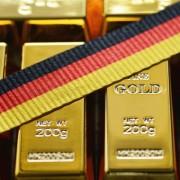 Bilslang lagert ein Großteil der deutschen Goldreserven immer noch im Ausland Foto: picture alliance/chromorange