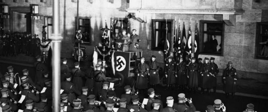 Jahrestag der Machtergreifung 1936: Löws Kampf um die Meinungsfreiheit Foto:  picture alliance/akg