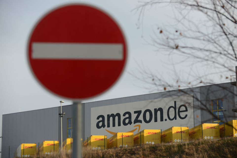 Amazon-Lager in Bad Hersfeld