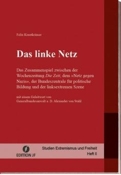 Felix Krautkrämer: Das linke Netz. Jetzt im JF-Buchdienst bestellen