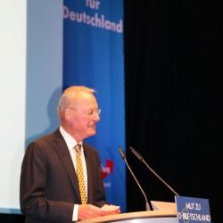 Hans-Olaf Henkel will AfD-Vize werden Foto: ms