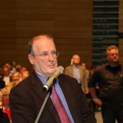 Der einstige Statt-Partei-Gründer Markus Wegner