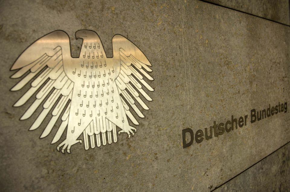 Bundestags-Wappen