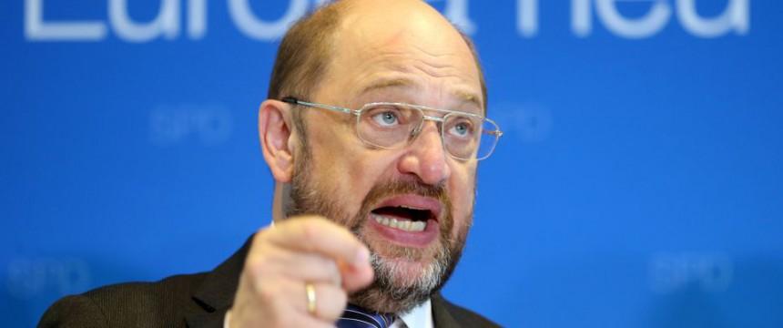 Martin Schulz: Jeden Tag 304 Euro zusätzlich Foto: dpa