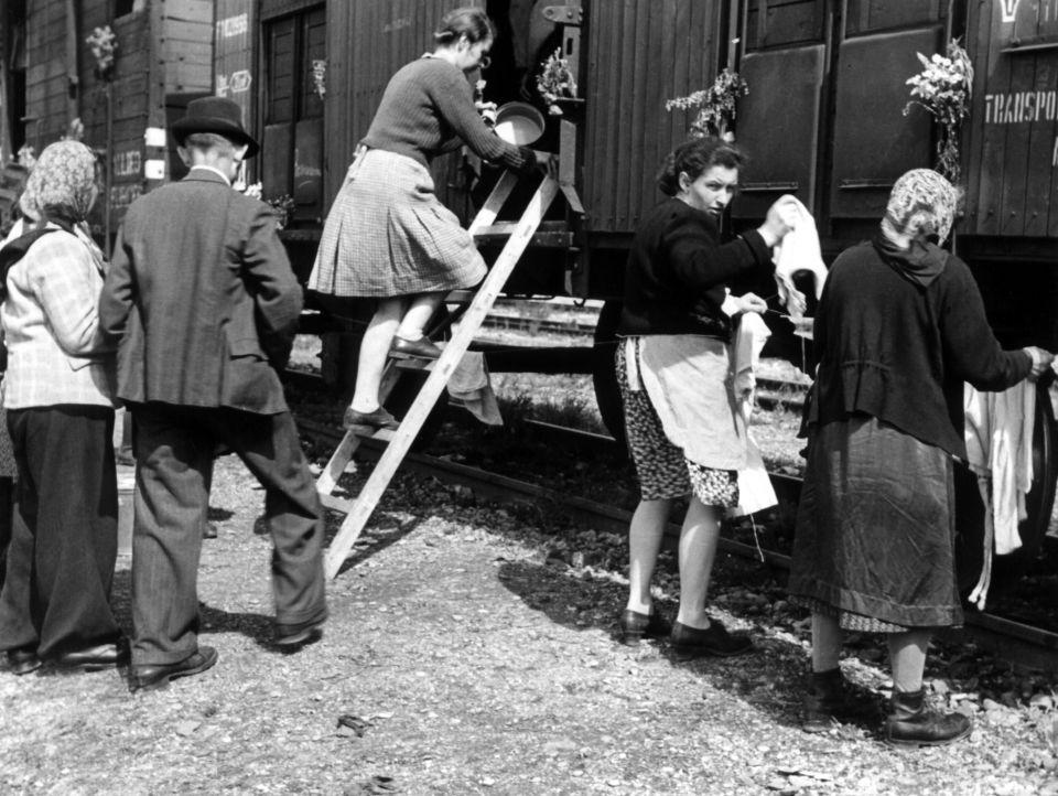 Deportation der Deutschen 1945