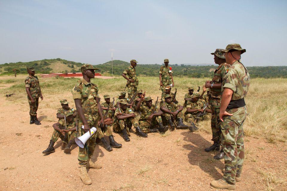 Bundeswehr in Afrika