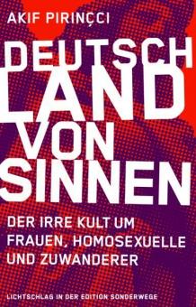Deutschland von Sinnen: Jetzt im JF-Buchdienst bestellen