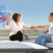 Akif Pirincci im ZDF-Interview: Zensurvorwürfe gegen den Sender Foto: Youtube