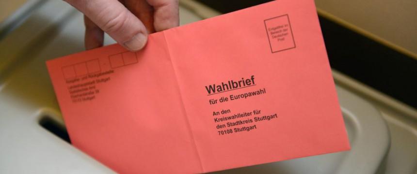Wahlurne: Hunderttausende können doppelt abstimmen Foto: dpa