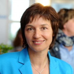 Ulrike Müller: Vom Landtag ins EU-Parlament Foto: dpa