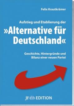 JF-Broschüre zur Entwicklung der AfD: Im Buchdienst bestellbar