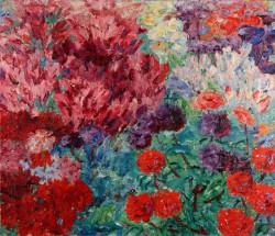 Blumengarten von Emil Nolde (1908): Ein allzu schlichtes, antifaschistisches Paradigma