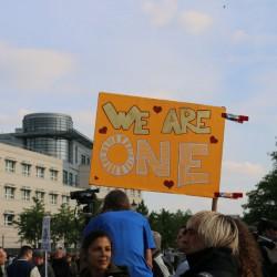 Plakat: Ein bißchen Liebe in Berlin Foto: JF