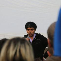 Pedram Shahyar: Will mehr gewaltfreie Kommunikation Foto: JF