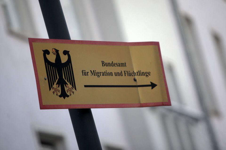 Das Bundesamt für Migration und Flüchtlinge hat seinen Mitarbeiter versetzt Bild: Picture-Alliance