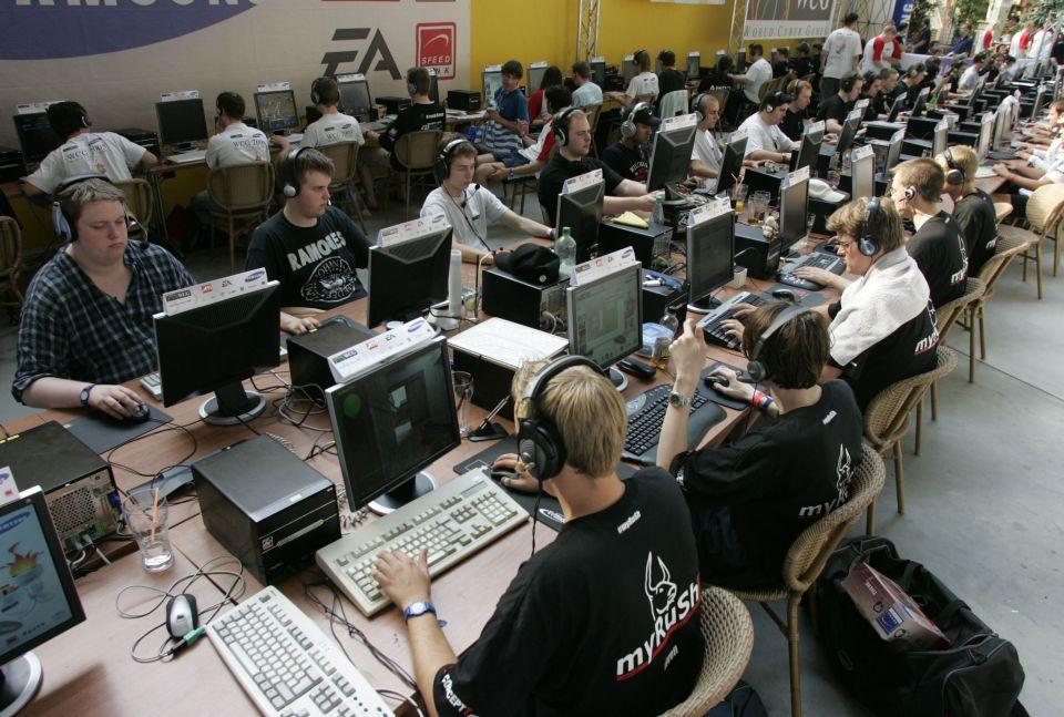 World Cyber Games in Brandenburg