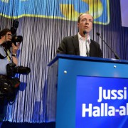 Jussi Halla-aho: Respekt für Farage, Le Pen und Wilders Foto:  picture alliance/AP Photo
