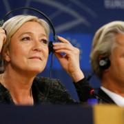 Marine Le Pen und Geert Wilders: vorerst gescheitert Foto: dpa