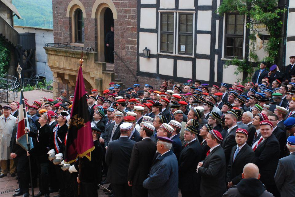 Treffen der DB auf der Wartburg 2011