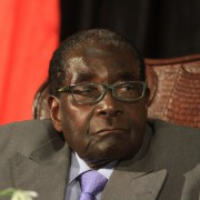 Robert Mugabe: Hat das Land ruiniert Foto:  picture alliance/AP Photo