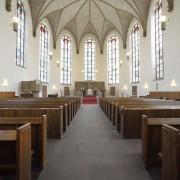 Die Kapernaum-Kirche in Hamburg soll bald eine Moschee werden (Symbolbild) Foto: picture alliance/Eibner-Pressefoto