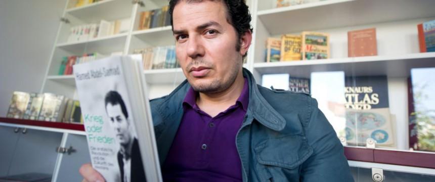 Der Islamkritiker Hamed Abdel-Samad will Deutschland verlassen Foto:  picture alliance/dpa