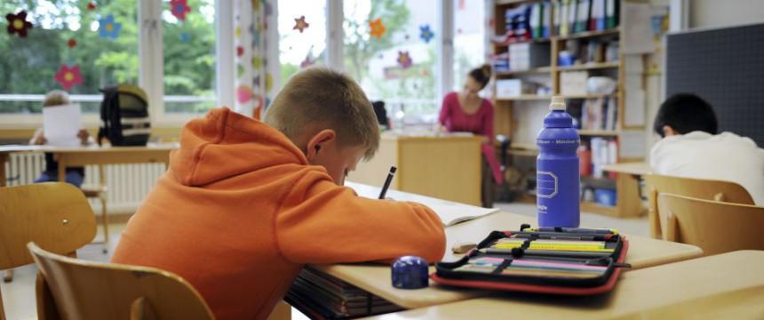 Grundschule: Petition sammelt Unterschriften gegen Sexualisierung Foto:  picture alliance/Sven Simon