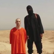 James Foley und sein Mörder: Entsetzten bei der Famile Foto:  picture alliance/AP Photo