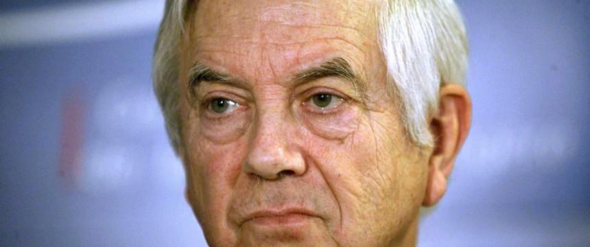 EU- und Eurokritiker Frits Bolkestein: Scheitert der Euro, wird weder die Wirtschaft zusammenbrechen, noch wird es Krieg geben Foto: picture alliance/dpa/dpaweb