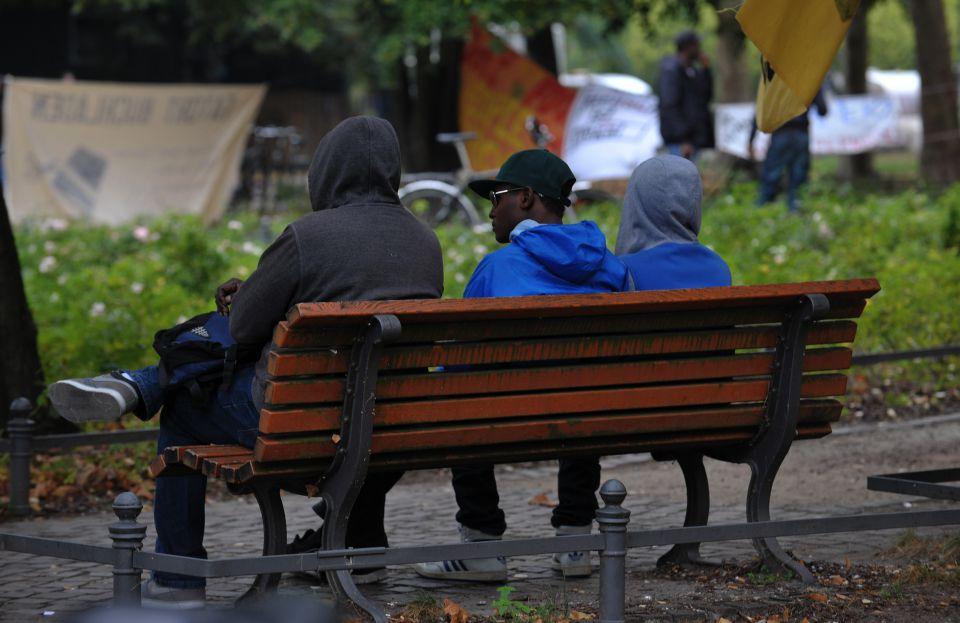 Asylbewerber in Berlin: Ende September befanden sich 14.027 ausreisepflichtige Ausländer in der Bundeshauptstadt