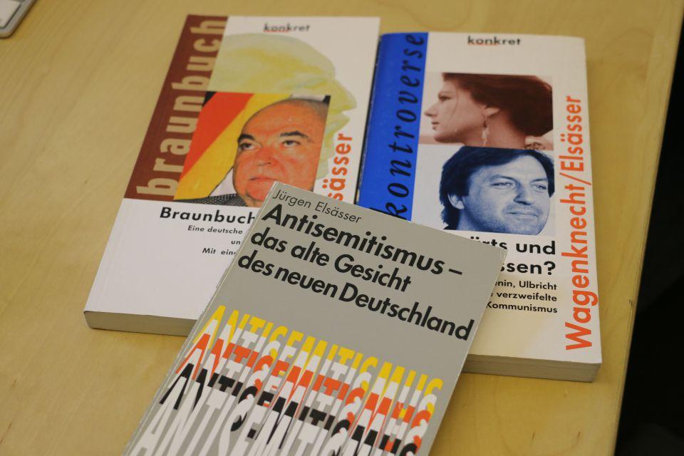 Bücher von Jürgen Elsässer