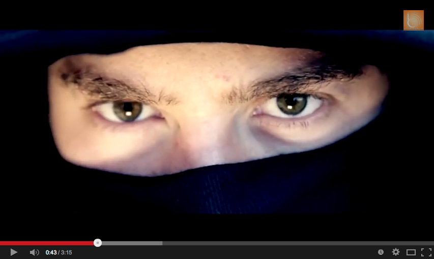 Islamisches Propagandavideo
