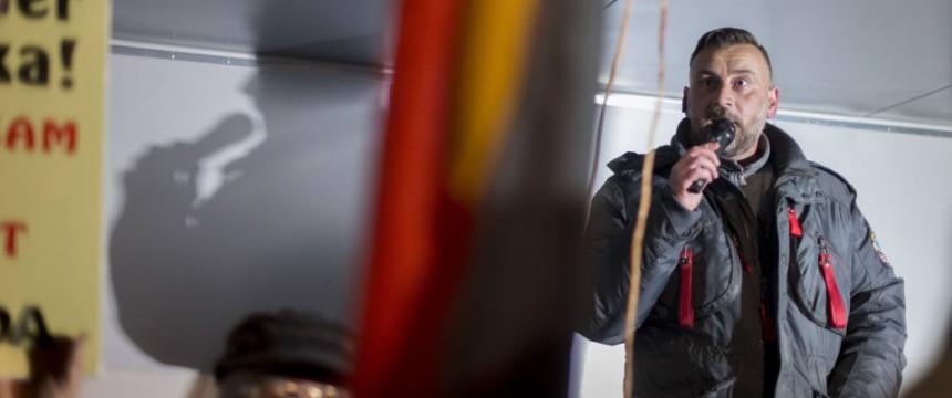 Lutz Bachmann: Interview mit Pegida-Gründer Foto: imago / Robert Michael