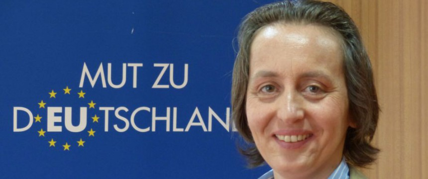 AfD-Europaabgeordnete und Bundes-Vize Beatrix von Storch Foto: picture alliance
