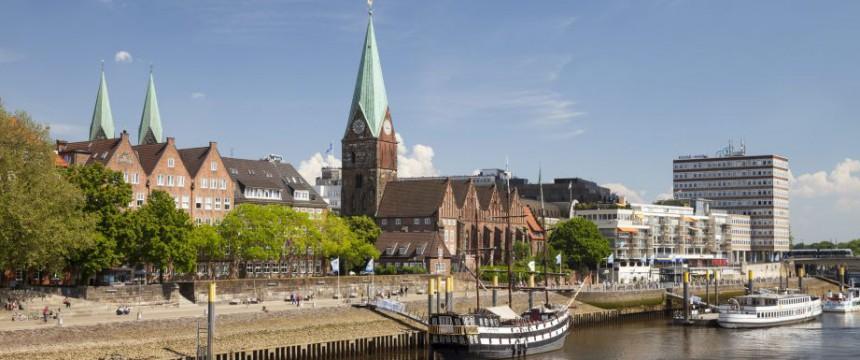 St.-Martini-Kirche in Bremen: Warnung vor dem Islam Foto: picture alliance / Westend61
