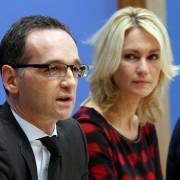 Justizminister Maas und Familienministerin Schwesig: Die Islamverbände sind nun gefordert Foto: dpa