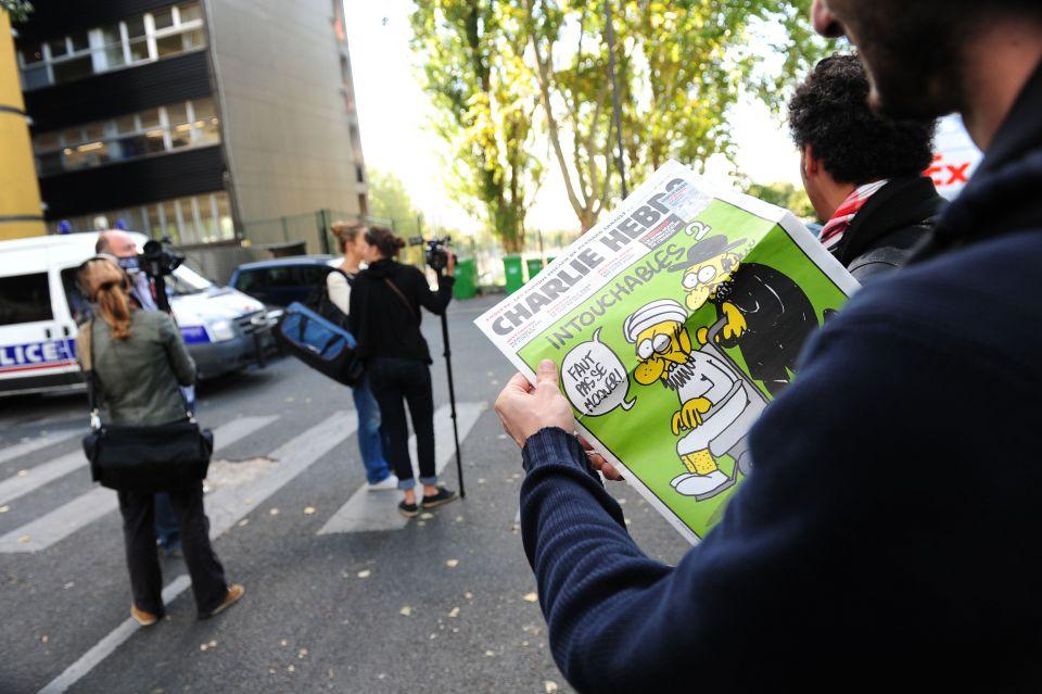 Charlie Hebdo war bereits öfter Ziel von Anschlägen (Archivbild) Foto: picture alliance / abaca