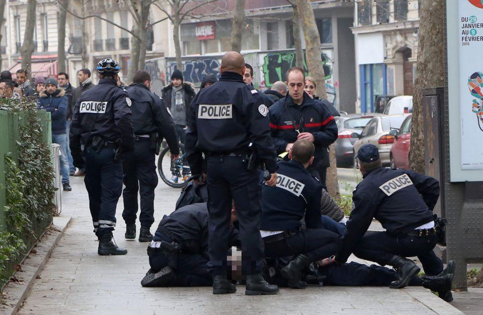 Getöteter Polizist: