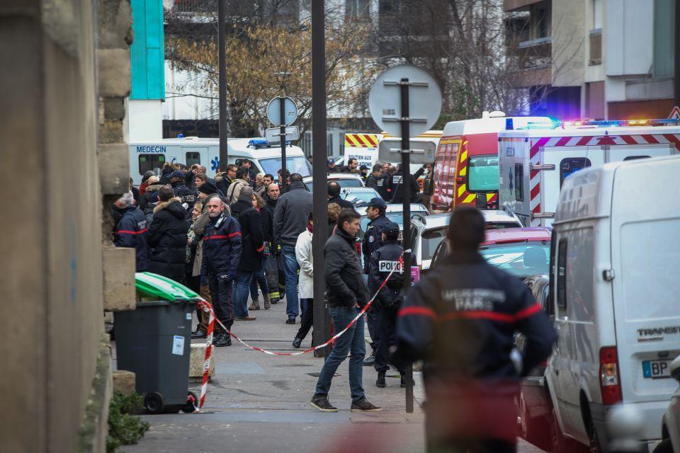 Attentat in Paris