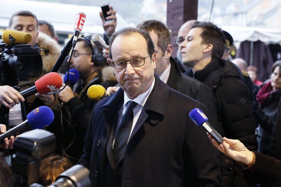 Francois Hollande: