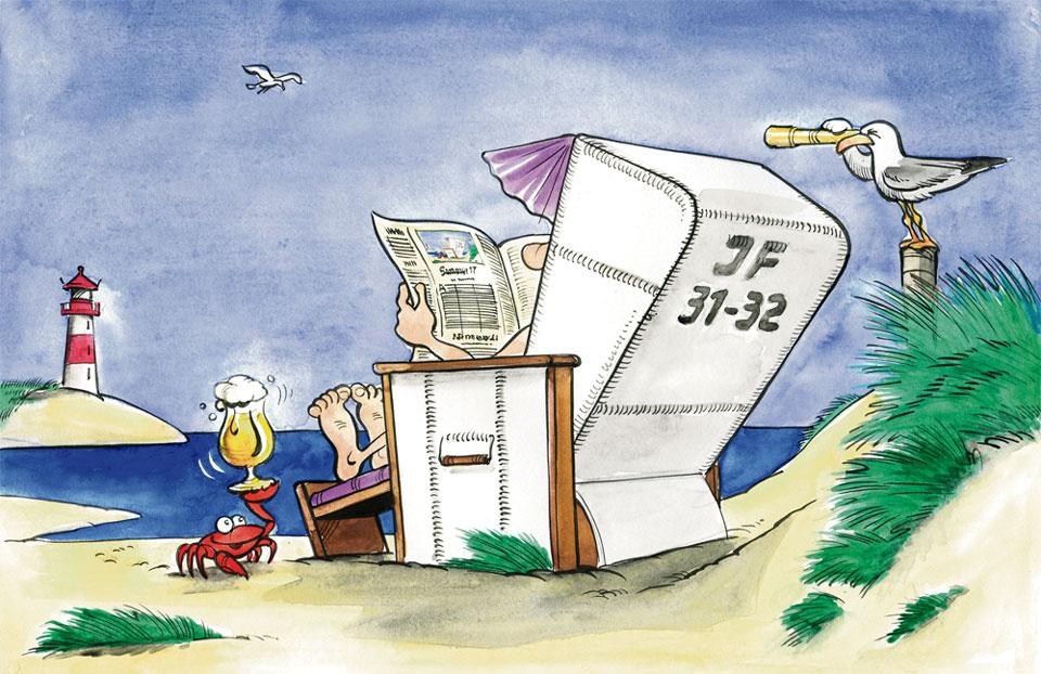 Karikatur der Woche 31/17